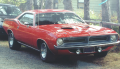 "1970 ""CUDA"" 340/416 4spd ..355 posi"