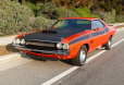 My 1970 EV2 Challenger T/A A833