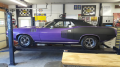 Finoke's Big block 3 speed Cuda Vert